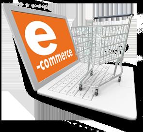 e-commerce warehouse and storage